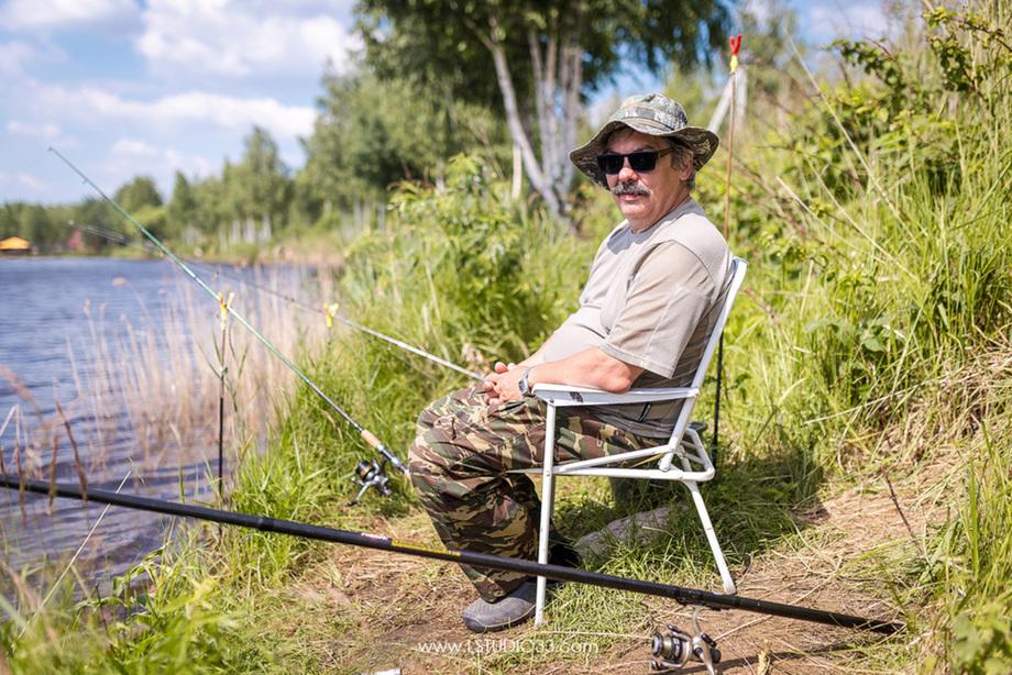 березовый рай покров рыбалка